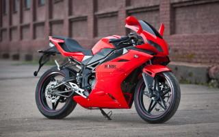 Мотоцикл Минск р 250