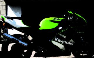 Kawasaki Ninja купить украина