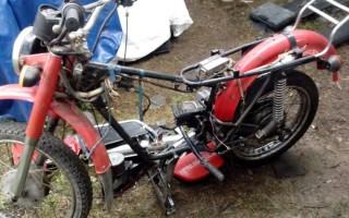 Восстановление Мотоцикла Минск