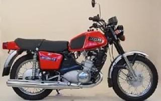 Годы выпуска мотоцикла иж юпитер 5