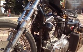 Harley Davidson sportster 2006 г регулировка клапанов