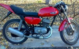 Как сделать Мотоцикл Минск тише