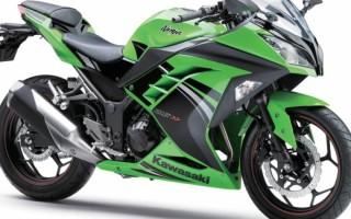 Купить мотоцикл Кавасаки Ниндзя 300