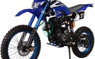 Кроссовый Мотоцикл 150 кубов