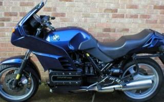 Мотоцикл BMW k100rs