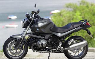 Мотоцикл БМВ r 1200