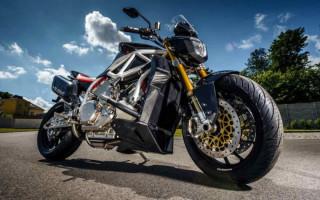 Полноприводный мотоцикл с коляской
