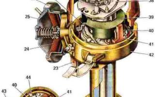 Оптическое зажигание на иж юпитер