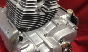 двигатель квадроцикла Хонда