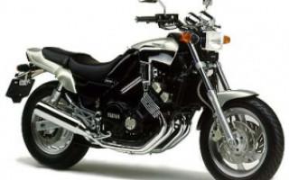 YAMAHA FZX750-2, описание модели
