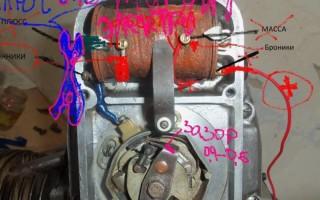 Как сделать зажигание на Мотоцикл Урал