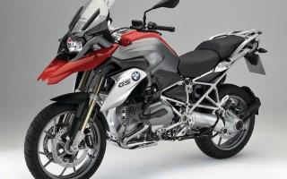 Мотоцикл БМВ гс