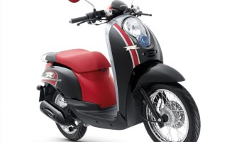 Скутеры Хонда scoopy