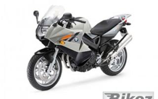 BMW F800ST Touring, описание модели