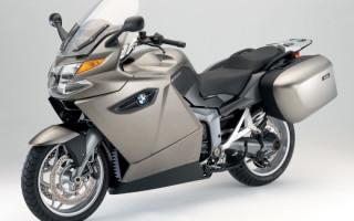 Мотоцикл БМВ гранд туризмо