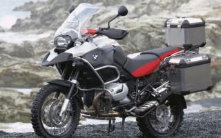 Мотоцикл БМВ туризм