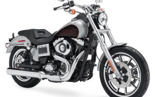 Harley Davidson dyna low rider технические характеристики