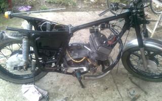 Мощность Мотоцикла иж Планета 5