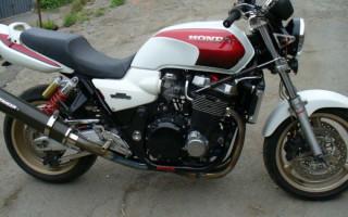 Хонда сб 1300