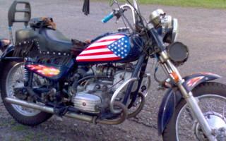 Днепр Мотоцикл сурук томске