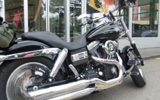 Harley Davidson мотоцикл легкий