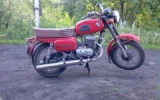 Мотоцикл восход чита