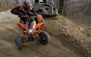 Кроссовый Мотоцикл по дорогам общего пользования
