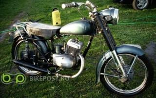 Трехскоростной Мотоцикл Минск