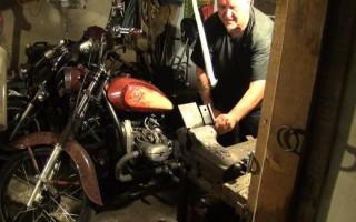 Мотоцикл Урал история создания