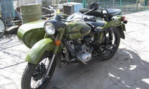 Российские мотоциклы с коляской