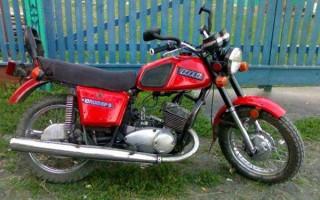 Мотоцикл иж Минск б у