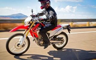 Мотоцикл хонда Эндуро 250
