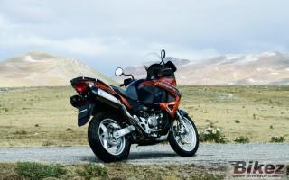 Мотоцикл хонда туристический Эндуро