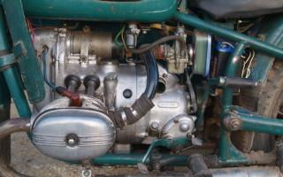 Мотоцикл Урал стреляет в карбюратор причины
