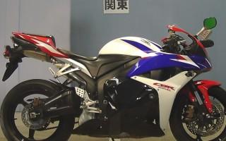 бу мотоцикл Хонда СБР 600