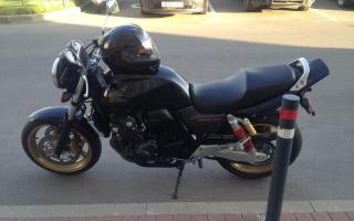 Honda CB 400 купить новый в москве
