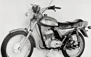 Рисунок Мотоцикла Минск