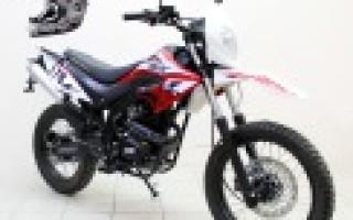 Кроссовый Мотоцикл 200