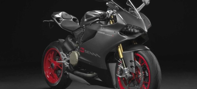 Мотоцикл ducati 1199