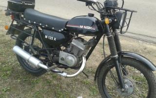 Мотоцикл Минск d4 125 отзывы владельцев