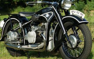 БМВ мотоциклы 1941