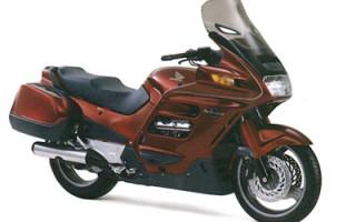 HONDA ST1100 ABS-TCS, описание модели