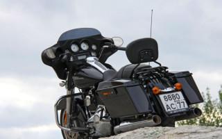 Спинка Harley Davidson