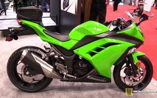 Kawasaki Ninja 300 2015