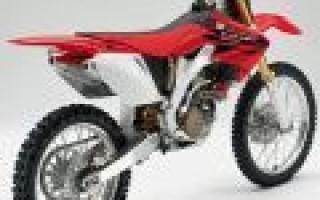 Японские Кроссовые Мотоциклы