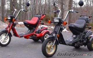 Скутер Honda gyro x