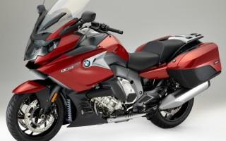 Мотоцикл БМВ k1600gt