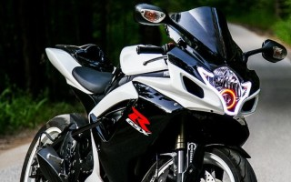 Пропали габаритные огни на мотоцикле Сузуки gsx
