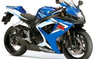 Мотоцикл Сузуки gsx 750