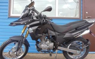 Кроссовый Мотоцикл s2motors dakar 250